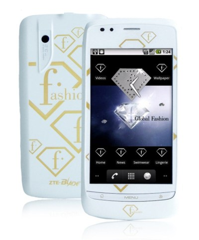 ZTE FTV Phone Full Specifications And Price Details - Gadgetian