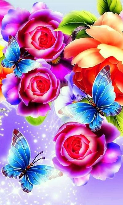 Free Flowers Live Wallpaper HD APK Download For Android | GetJar