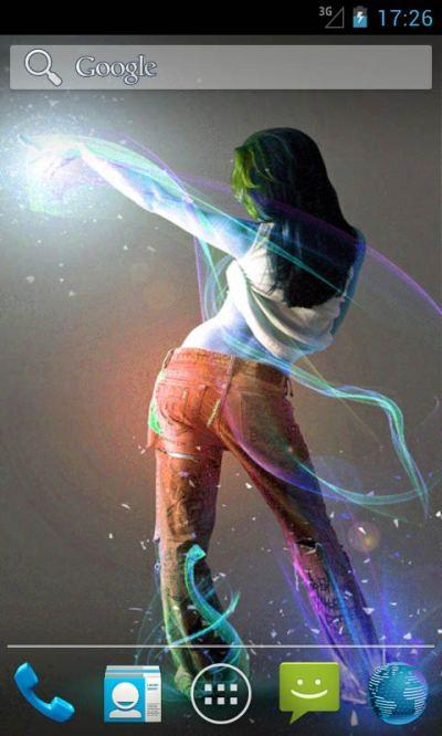 Free Girl Dancer Live Wallpapers APK Download For Android | GetJar