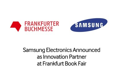 Samsung Electronics Announced as Innovation Partner at Frankfurt Book Fair – Samsung Global Newsroom