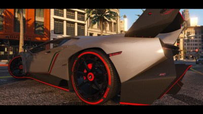 2013 Lamborghini Veneno HQ [Add-On | Dials] - GTA5-Mods.com