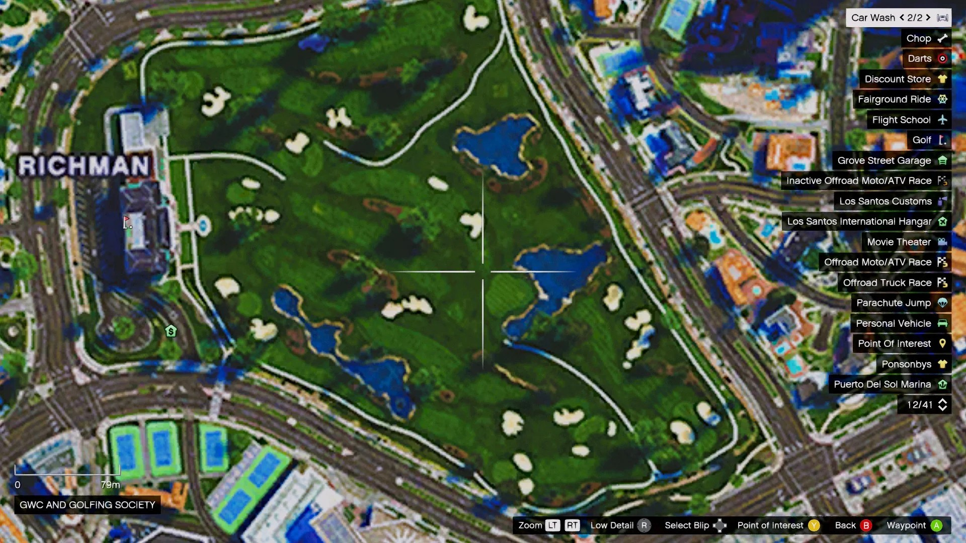 4K Satellite View Map bundled with radar mod   zoom script    GTA5     Eb3926 20171004175636 1