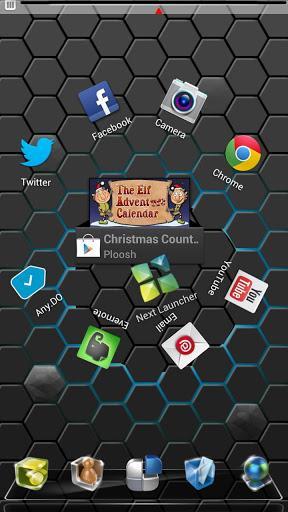 Next honeycomb live wallpaper Download para Android Free