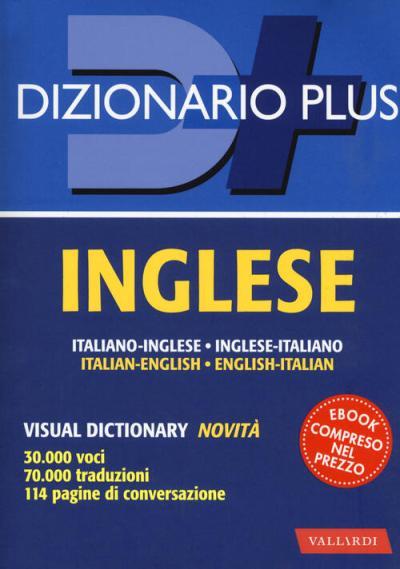 Dizionario inglese. Italiano-inglese, inglese-italiano. Con ebook - Franca Cenni Libro ...