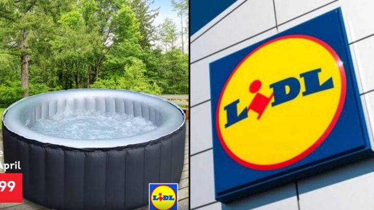 Lidl are releasing their own hot tub and it is cheaper than Aldi s     Lidl are releasing their own hot tub and it is cheaper than Aldi s one