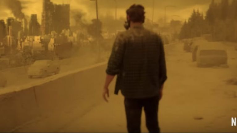 Netflix release the first trailer for tense apocalypse action     Netflix release the first trailer for tense apocalypse action thriller How  It Ends