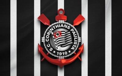 Wallpaper do Corinthians: Corinthians - Escudo 3D - por Marcos Albuquerque