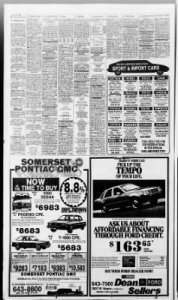 Detroit Free Press from Detroit  Michigan on June 16  1983      Page 108