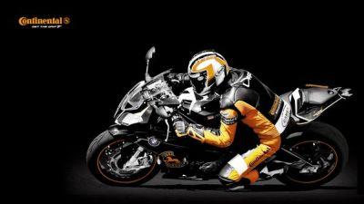Continental S1000RR BMW Wallpaper - Nicolas Petit Design / PETIT MOTORCYCLE CREATION