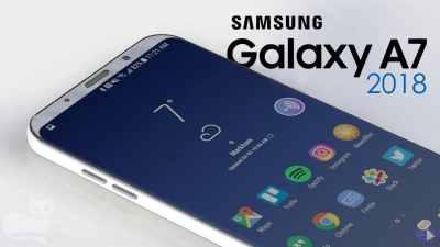 Samsung Galaxy A 2018 : écran borderless et prix en forte hausse - PhonAndroid.com