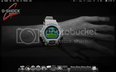 Please Share Your G-Shock Wallpapers
