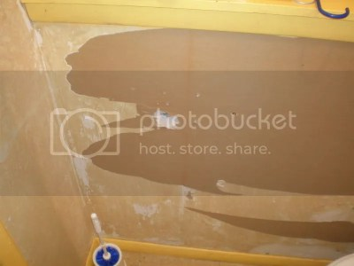 Removed Wallpaper Drywall Paper Face Ripped Right Off! - Painting - DIY Chatroom Home ...