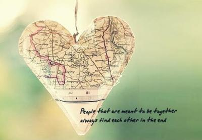 Meant To Be Together Quotes & Sayings | Meant To Be Together Picture Quotes