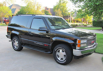 1997 Gmc Yukon 4x4 Cars for sale