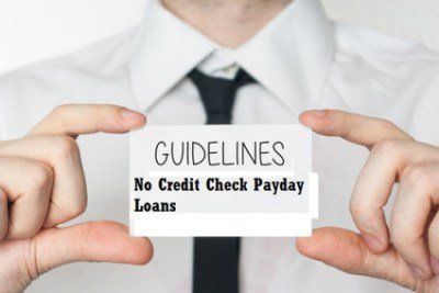 No Credit Check Payday Loans Online | Scoop.it