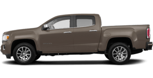 Groupe Simpson   New 2018 GMC Canyon DENALI for sale in Gasp     Canyon