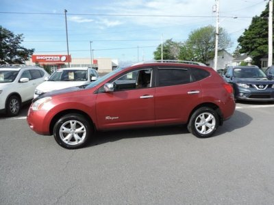 Used 2010 Nissan Rogue in Sydney - Used inventory - MacDonald Nissan in Sydney, Nova Scotia