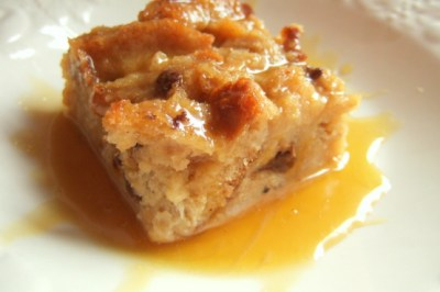 Bread Pudding Recipe With Bourbon Sauce - Genius Kitchen