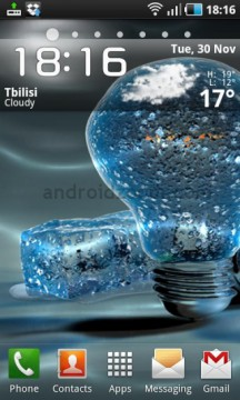 Tick Off Your Friends With An iPhone By Showing Them Ice Underwater Live Wallpaper (Video ...