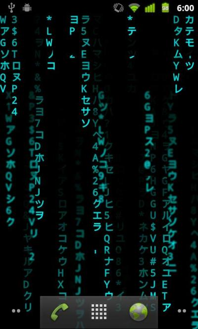 Make Morpheus Proud With Best Matrix Live Wallpaper For Android | TalkAndroid.com