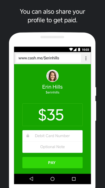 Square Cash goes social with $Cashtags, also expands to businesses | TalkAndroid.com