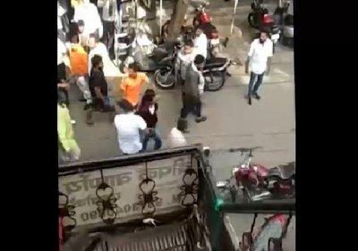 Gone to marry Hindu woman, Muslim man dragged, brutally ...