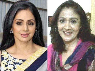 Here's what Sridevi had told Boney Kapoor about her English Vinglish co-star Sujata Kumar ...