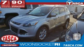 Used 2014 Ford Escape Titanium in Woonsocket  Rhode Island