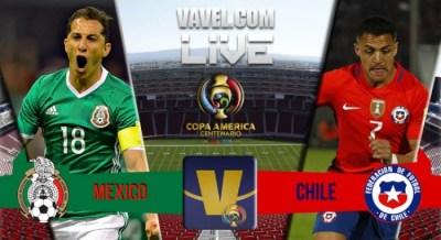 Score Mexico vs Chile in Copa America Centenario Quarterfinal Match (0-7) | VAVEL.com