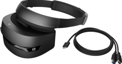 HP WMR headset | Gift Guide: The Best Windows Mixed Reality Headset | Rolling Stone