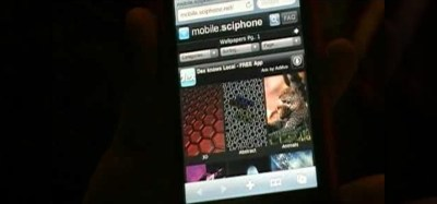 How to Get the best backgrounds for iPod Touch or iPhone without jailbreaking « iPod & MP3 ...