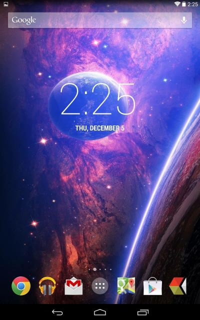 How to Shake Your Nexus 7 Tablet for a New Wallpaper Whenever You Want One « Nexus 7