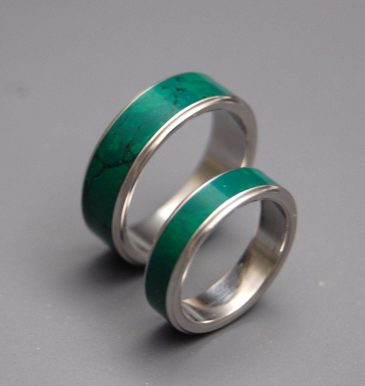 titanium wedding ring wedding band stone etsy mens wedding bands zoom