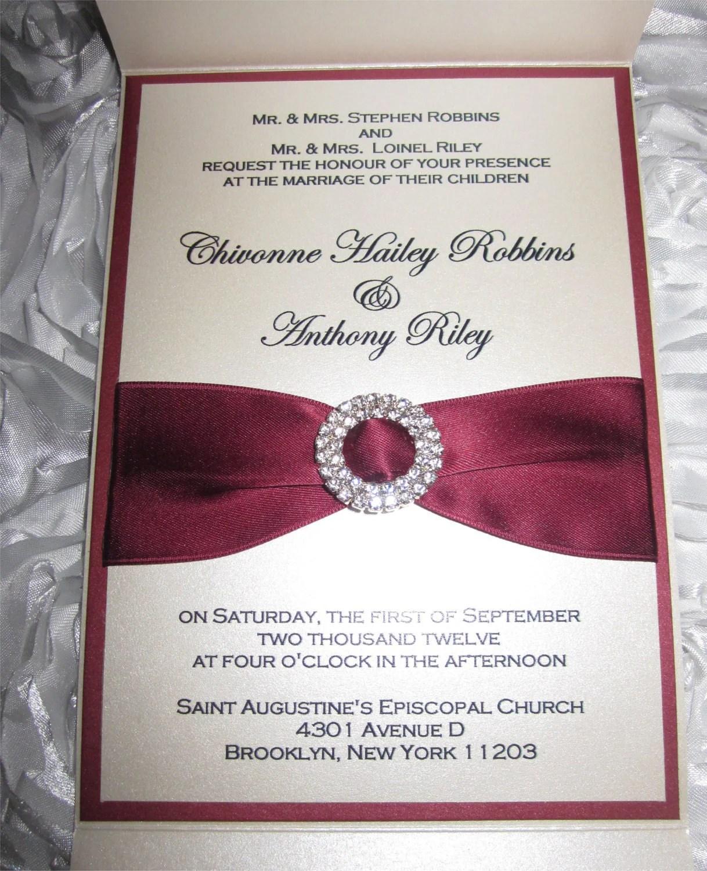burgundy wedding invitations burgundy wedding invitations marsala and champagne wedding invitation marsala wedding Wedding invitations