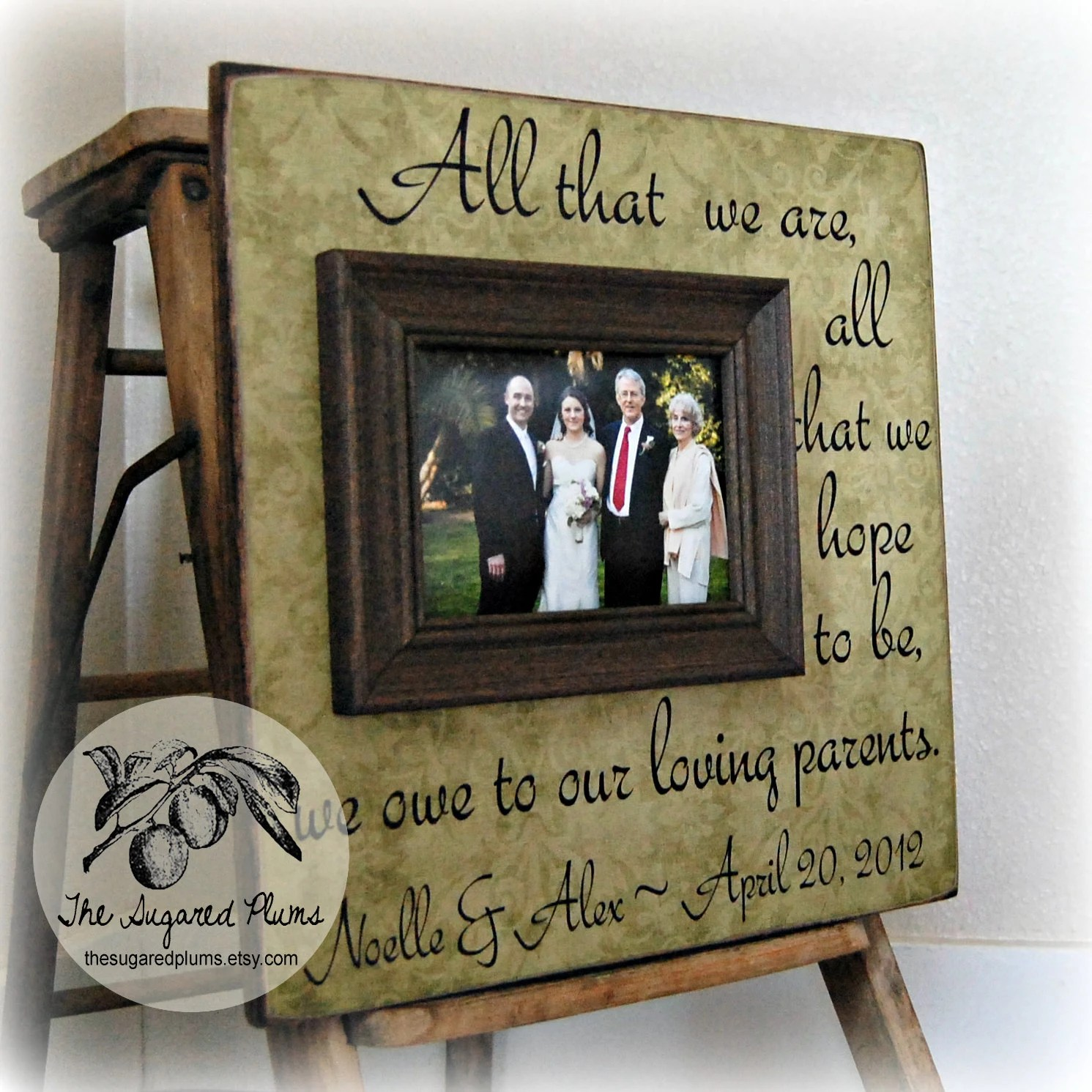 parents thank you gifts wedding parent wedding gifts zoom