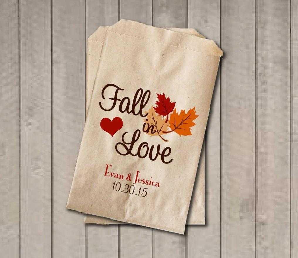 wedding favor bags fall in love favor wedding favor bags zoom