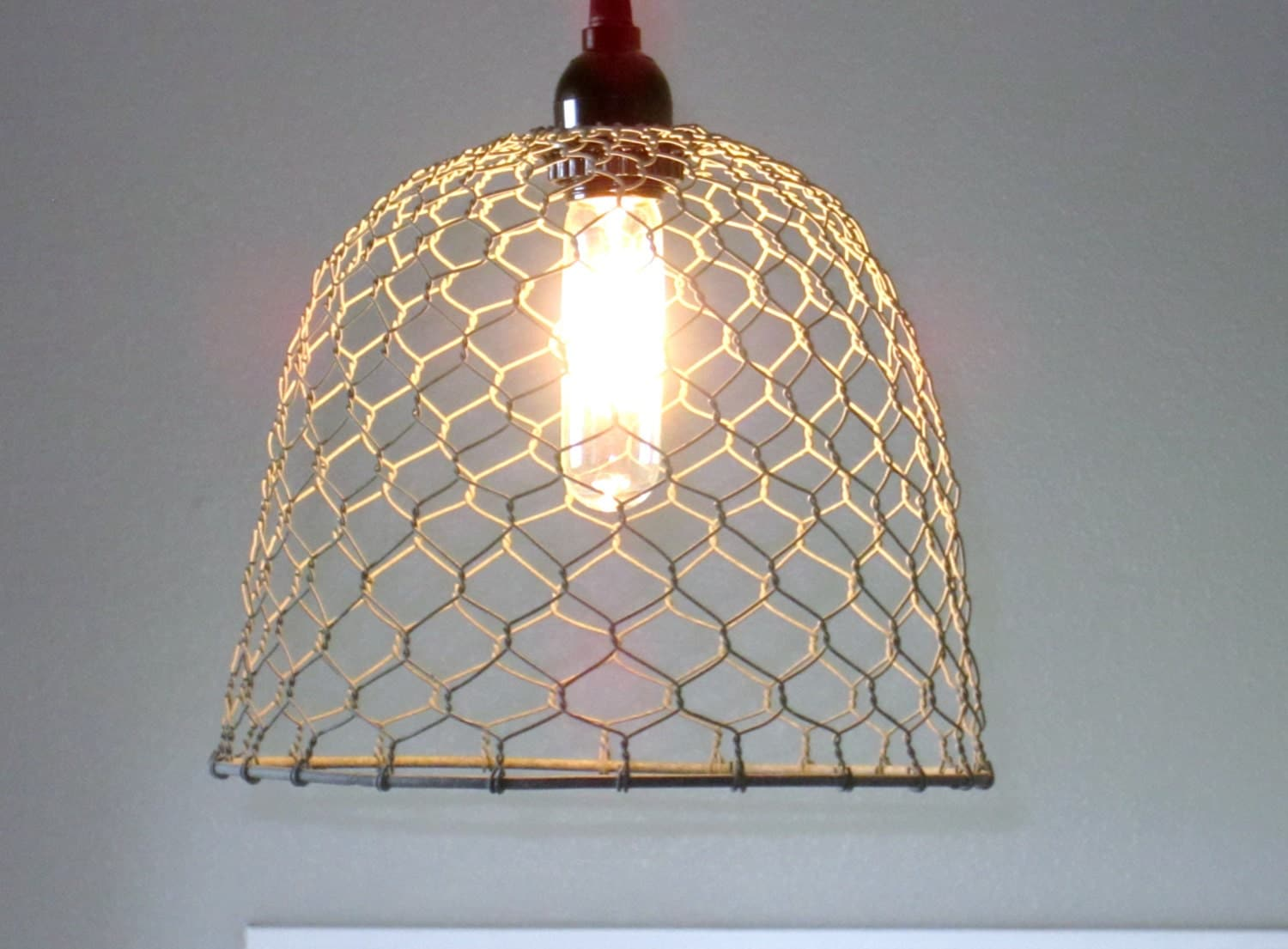 farmhouse chandelier farmhouse kitchen lighting fixtures Rustic Pendant Lighting chicken wire farmhouse pendant light lighting rustic lighting kitchen lighting