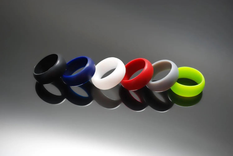 rubber sports wedding rings sports wedding bands Rubber sports wedding rings