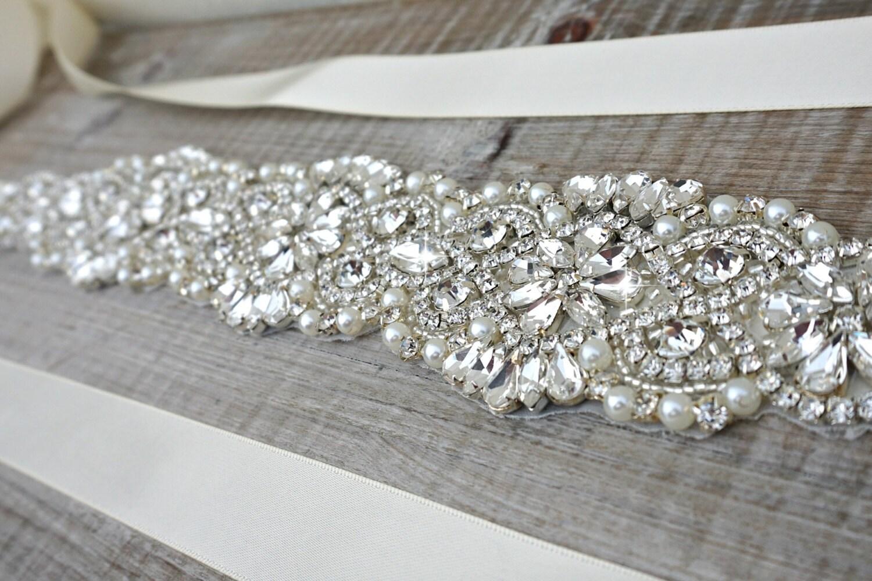 bridal sash bridal belt sash belt wedding belts for dresses zoom