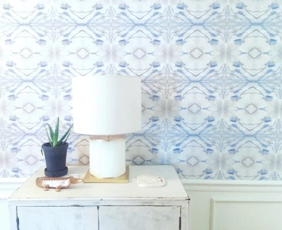 Peel and Stick Removable Wallpaper MADE IN USA Wall paper Peel
