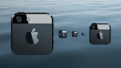 iPhone 5 dock icon by balderoine on DeviantArt