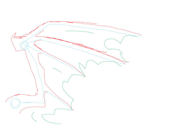 How to draw a dragon wing by xxFoXy Chanxx on DeviantArt How to draw a dragon wing by xxFoXy Chanxx