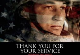 Thank You for Your Service - 2017