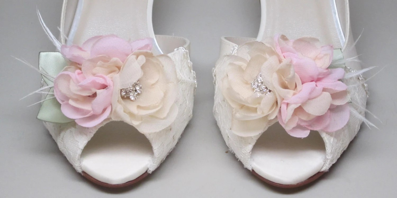 ivory wedding shoes ivory satin kitten kitten heel wedding shoes zoom