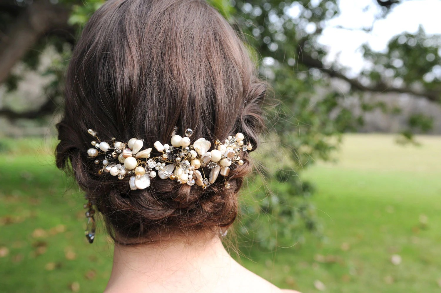 vintage wedding hair accessories bridal hair pieces for wedding zoom