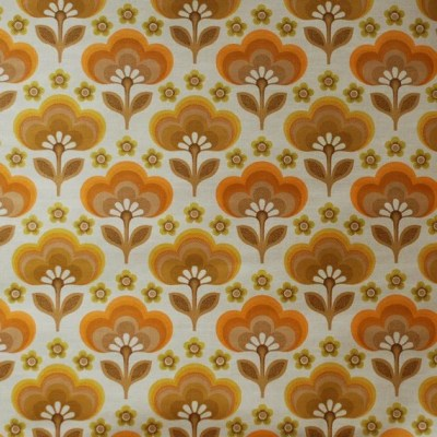 Seventies vintage wallpaper 50 cm.
