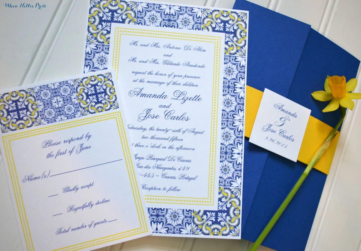 spanish language wedding invitations spanish wedding invitations talavera wedding spain mexico