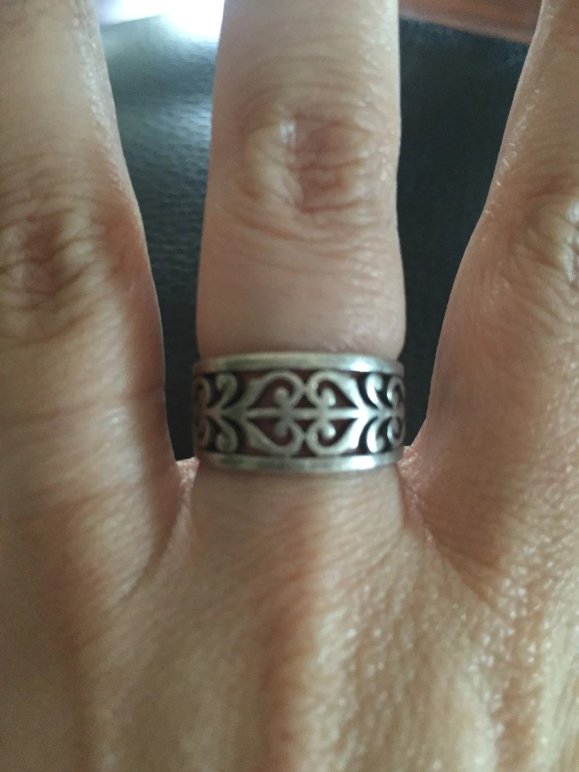 james avery sterling silver open adorned james avery wedding bands zoom