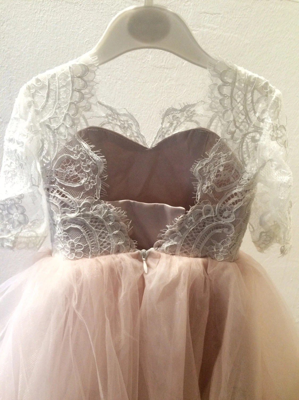 blush pink dress baby dresses for wedding flower girl dress Espana flower girl dresses blush flower girl dress child dress baby dress light pink dress wedding dress