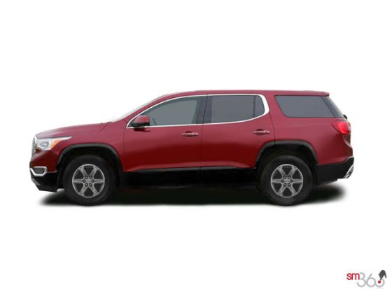 GMC Acadia SLE 1 2017   GM De LaSalle in LaSalle  Quebec GMC Acadia SLE 1 2017  Specifications  Configuration